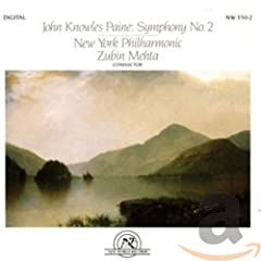 John Knowes Paine Compositions