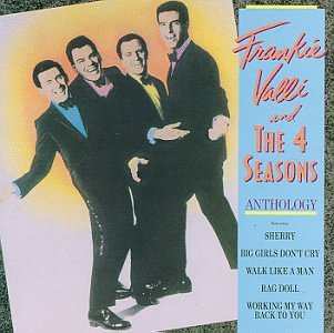 FOUR SEASONS - Anthology: Frankie Valli & the Four Seasons - Zortam Music