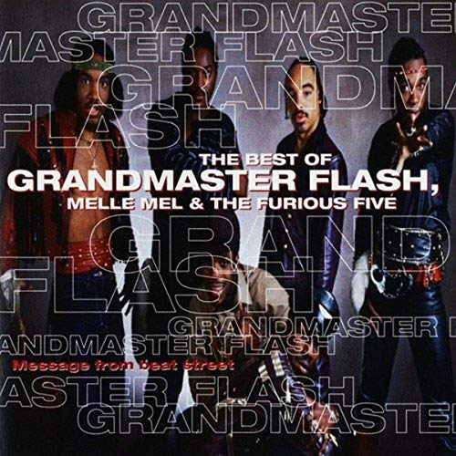 Grandmaster Flash - GRANDMASTER FLASH - Zortam Music