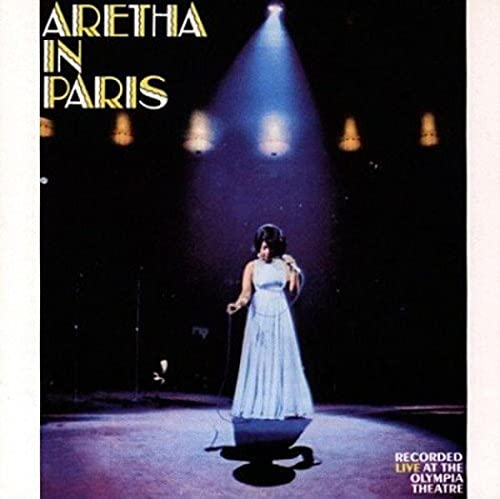 Aretha Franklin - In Paris - Zortam Music