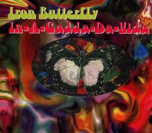Iron Butterfly - In-a-Gadda-Da-Vida: Deluxe Edition - Zortam Music