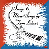 album art to Songs & More Songs by Tom Lehrer