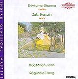 Pochette de l'album pour RÆg Madhuvanti and RÆg Misra Tilang