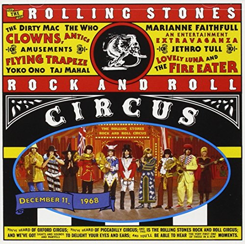 Rolling Stones - The Rolling Stones Rock and Roll Circus - Zortam Music