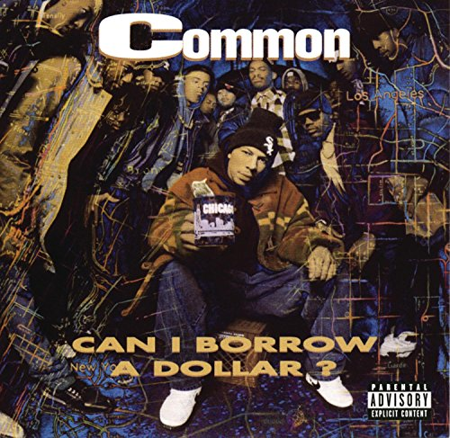 Common - Can I Borrow A Dollar - Zortam Music