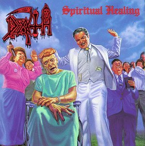 Death - Spiritual Healing - Zortam Music