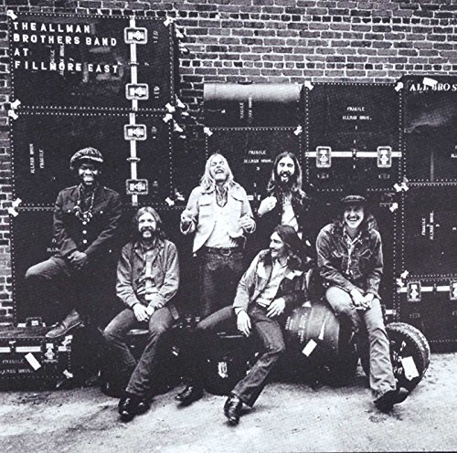 The Allman Brothers Band - At Fillmore East - Zortam Music