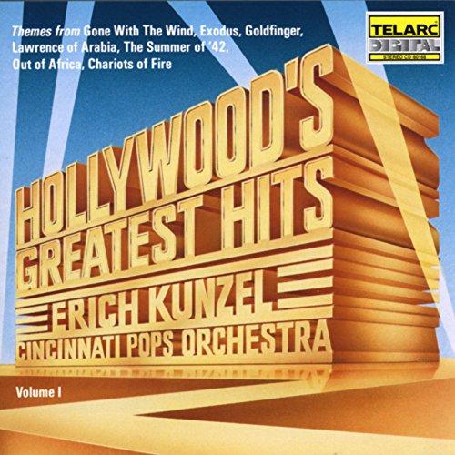 Erich Kunzel & The Cincinnati Pops Orchestra - Hollywood