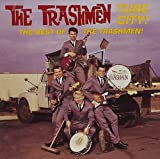 Cubierta del álbum de The Tube City!: The Best of The Trashmen