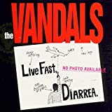 album art to Live Fast Diarrhea