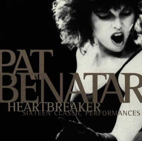pat benatar heartbreaker 16 classic performances album zortam