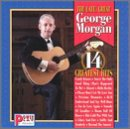 album art to The Late, Great George Morgan 14 Greatest Hits