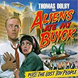 Album cover for Aliens Ate My Buick