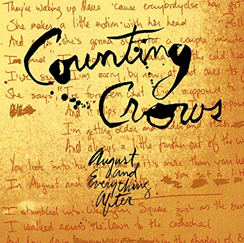 Counting Crows - Everything After August - Zortam Music