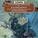 Rachmaninov: Etudes-Tableaux from Opp. 33 & 39; Preludes from Opp. 23 & 32