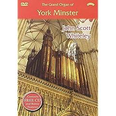 John Scott Whiteley: The Grand Organ of York Minster