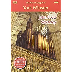John Scott Whiteley: The Grand Organ of York Minster