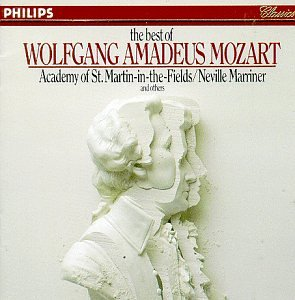 Wolfgang Amadeus Mozart - The Best Of Wolfgang Amadeus Mozart - Zortam Music