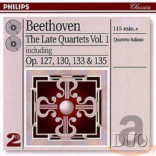Beethoven - Beethoven String Quartets Vol. 1 - Zortam Music