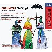 "Walter BRAUNFELS: son opéra ""Die Vögel"" et autres. B0000042E6.01._AA180_SCLZZZZZZZ_"