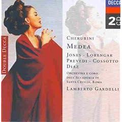 Cherubini: Medea (Gesamtaufnahme)