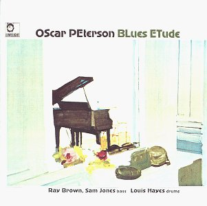 Oscar Peterson - Blues Etude - Zortam Music