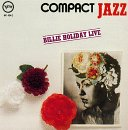 album art to Billie Holiday Live