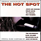 Pochette de l'album pour The Hot Spot