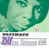 album art to Ultimate Nina Simone