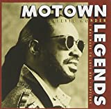 album art to Motown Legends: Stevie Wonder