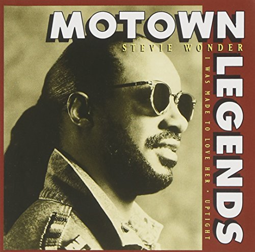 Motown Legends: Stevie Wonder