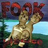 album art to Fook (disc 2: Wasingmachine Mouth)