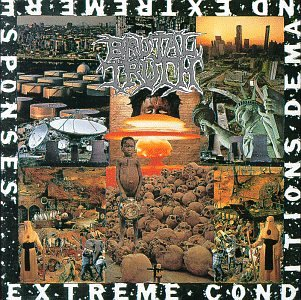 Brutal Truth - Extreme Conditions... - Zortam Music