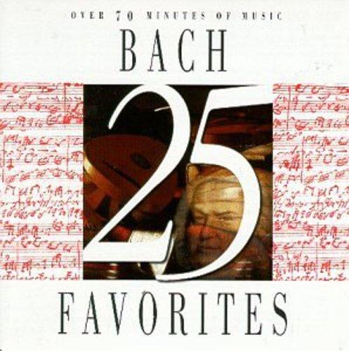 Bach - 25 Bach Favorites - Zortam Music