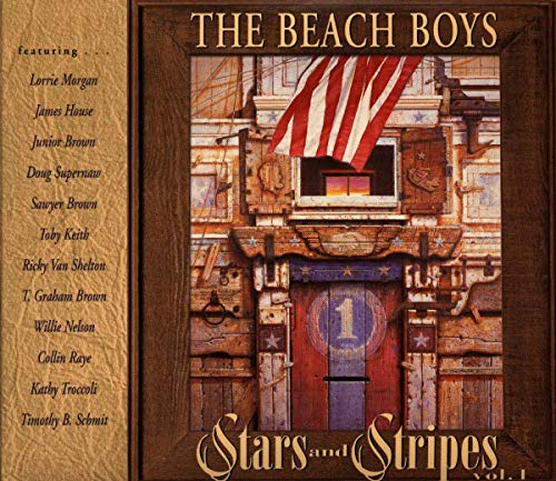 Beach Boys - Stars And Stripes, Vol. 1 - Zortam Music