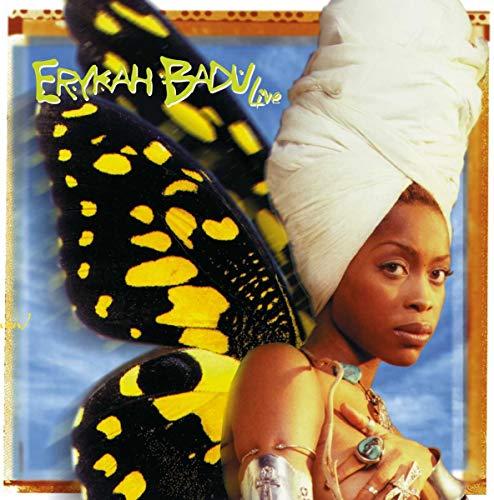 Erykah Badu - Baduizm Live - Zortam Music