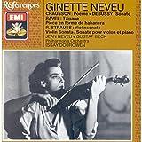 ジネット・ヌヴー :: Ginette Neveu