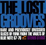 Album cover for The Lost Grooves