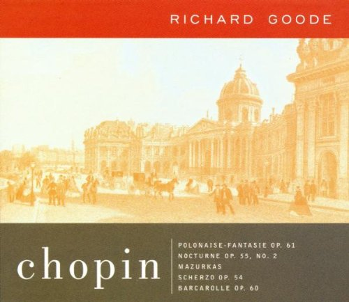 Chopin (feat. piano: Richard Goode)