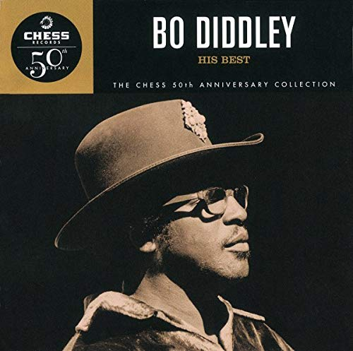 Bo Diddley - The Chess Story 1955-1956 (part 1) cd 5 - Zortam Music