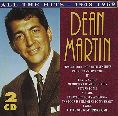 DEAN MARTIN - All The Hits 1948-1969 (disc 2 - Zortam Music