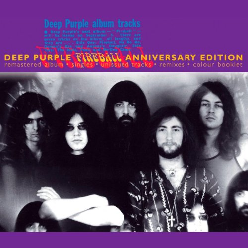 Deep Purple - Fireball-25th Anniversary - Zortam Music