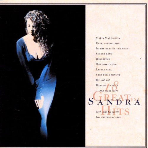 Sandra - The Maxi Singles Collection, Part I - Zortam Music