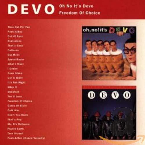 DEVO - Oh, No_ It