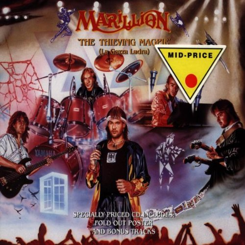 Marillion - The Thieving Magpie - Zortam Music