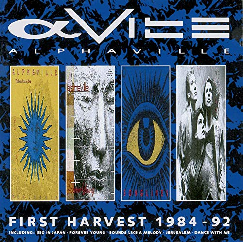 Alphaville - First Harvest: The Best of Alphaville 1984-1992 - Zortam Music