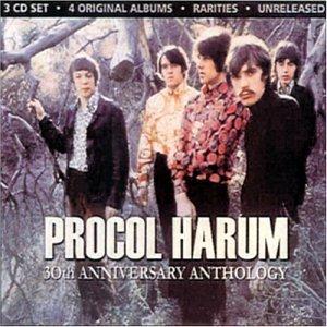 Procol Harum - 30th Anniversary Anthology - Zortam Music