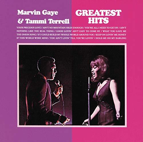 Marvin Gaye - Marvin Gaye & Tammi Terrell - - Zortam Music