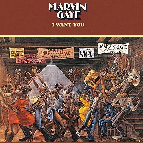 Marvin Gaye - I Want You - Zortam Music