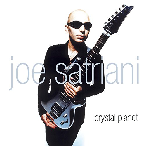 Joe Satriani - Crystal Planet - Zortam Music